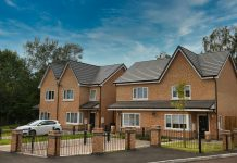 affordable housing scheme in Whiston, seddon, Livv Housing