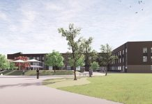 low carbon school, Aylesbury, school,