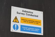 asbestos survey,
