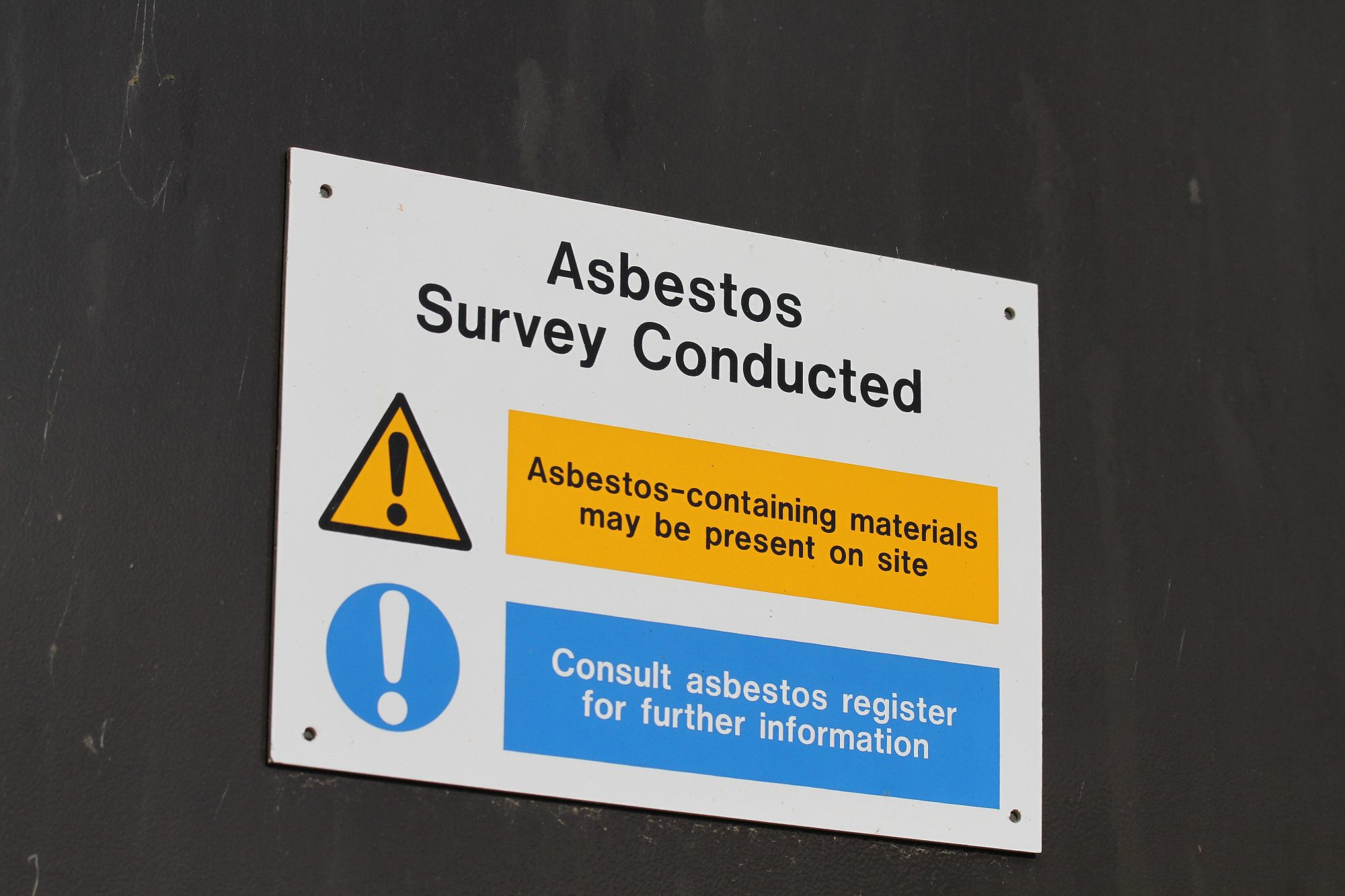Contractor fined for asbestos failings after gas explosion