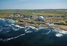 decommissioning, Dounreay nuclear site,