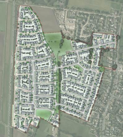 new homes in Farington Moss