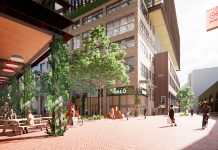 Timber Square, Net-zero carbon