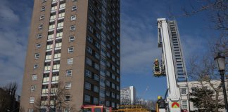 cladding replacement work