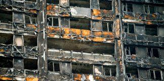 Fire safety bill, cladding