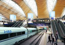 HS2 suppliers,