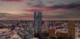Birmingham build-to-rent, Irish Centre, Deritend