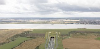 Lower Thames Crossing project