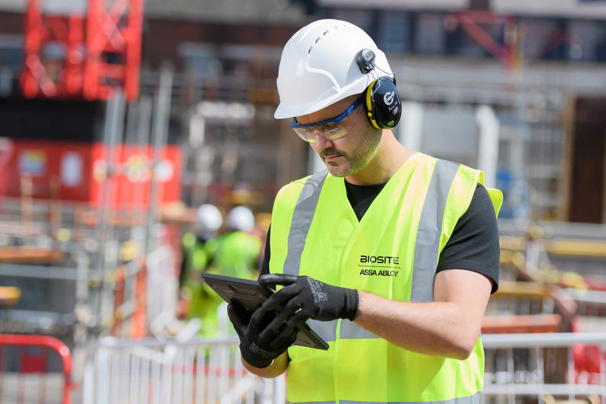 HS2 implements project-wide digital health and safety passport