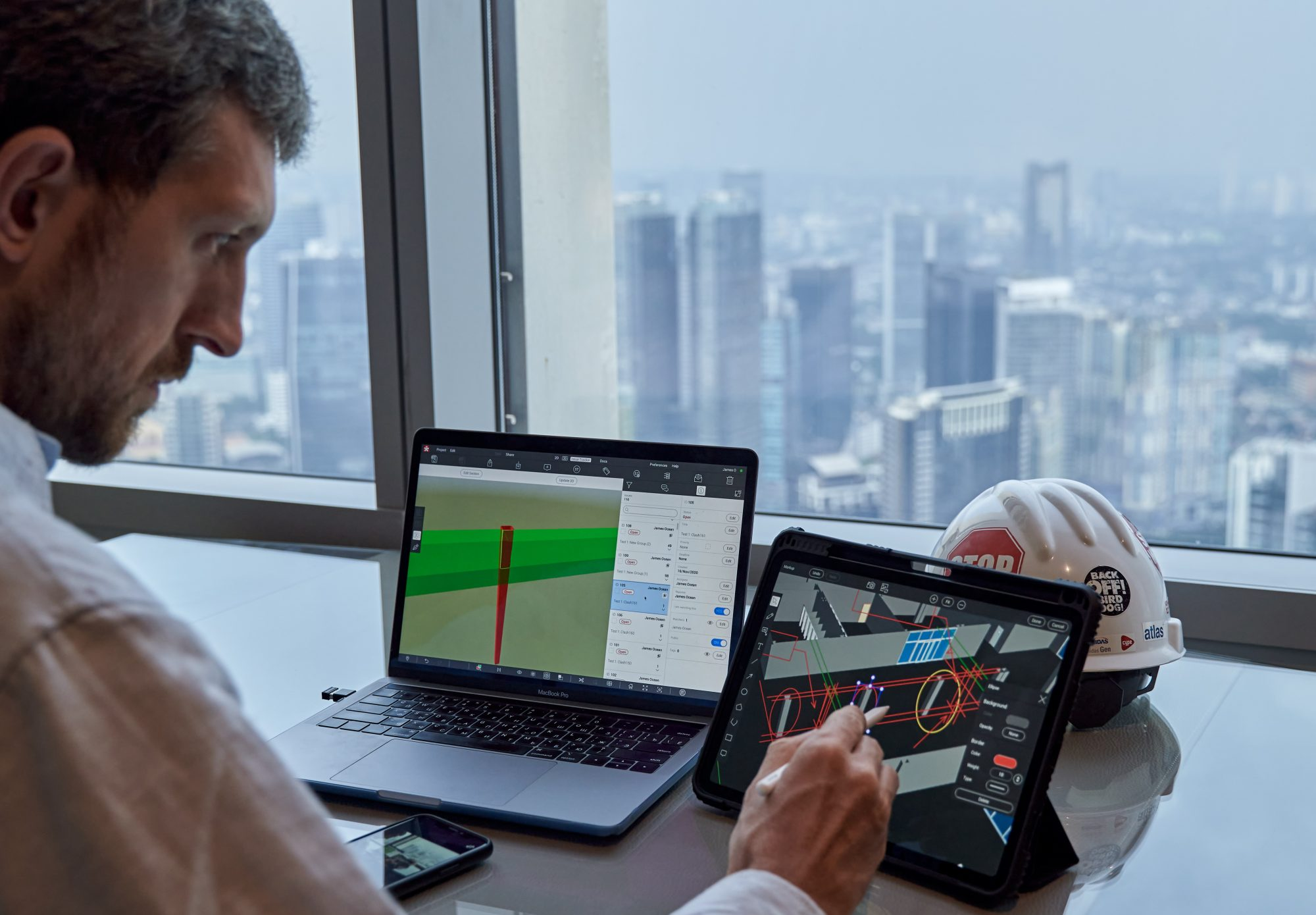 Construction: Digital collaboration and the new competitive advantage