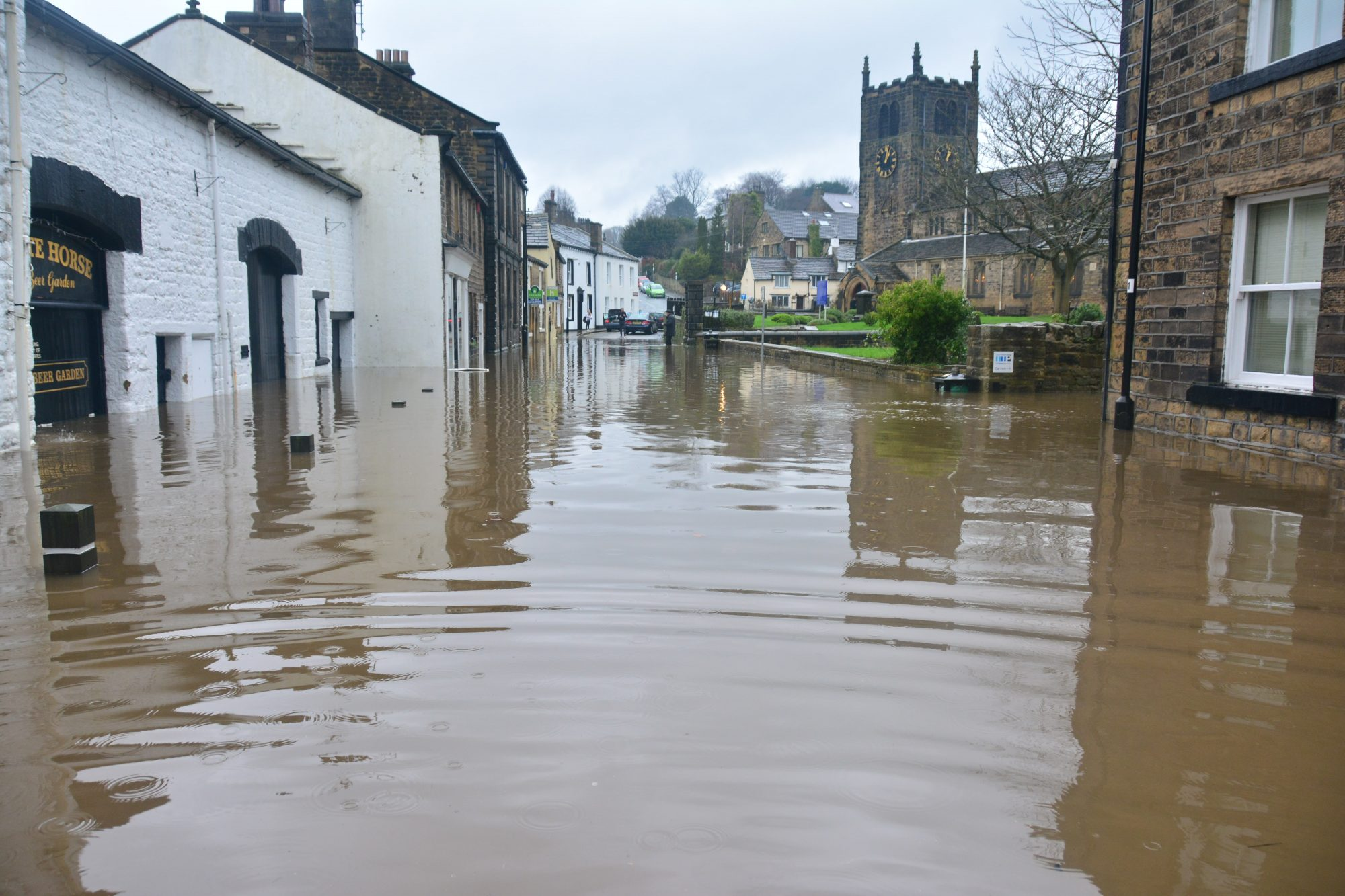 How to guard properties from flood damage