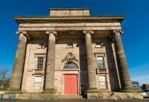 Old Curzon Street Station
