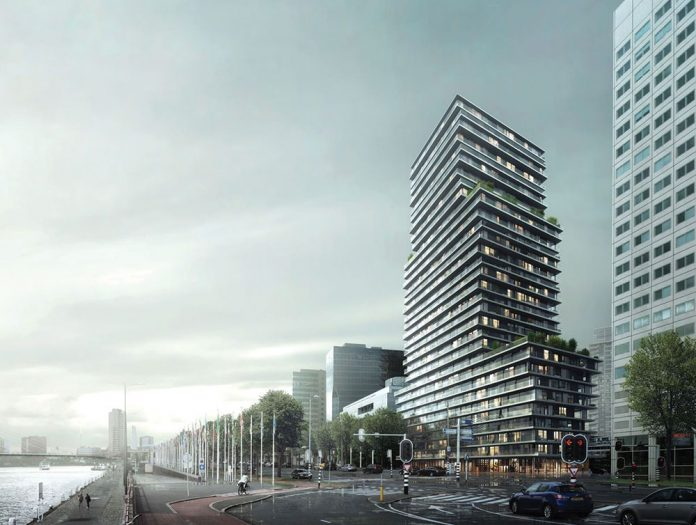 Structural engineering software, Terraced Tower,