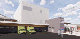 Exeter Hospital, Morgan Sindall