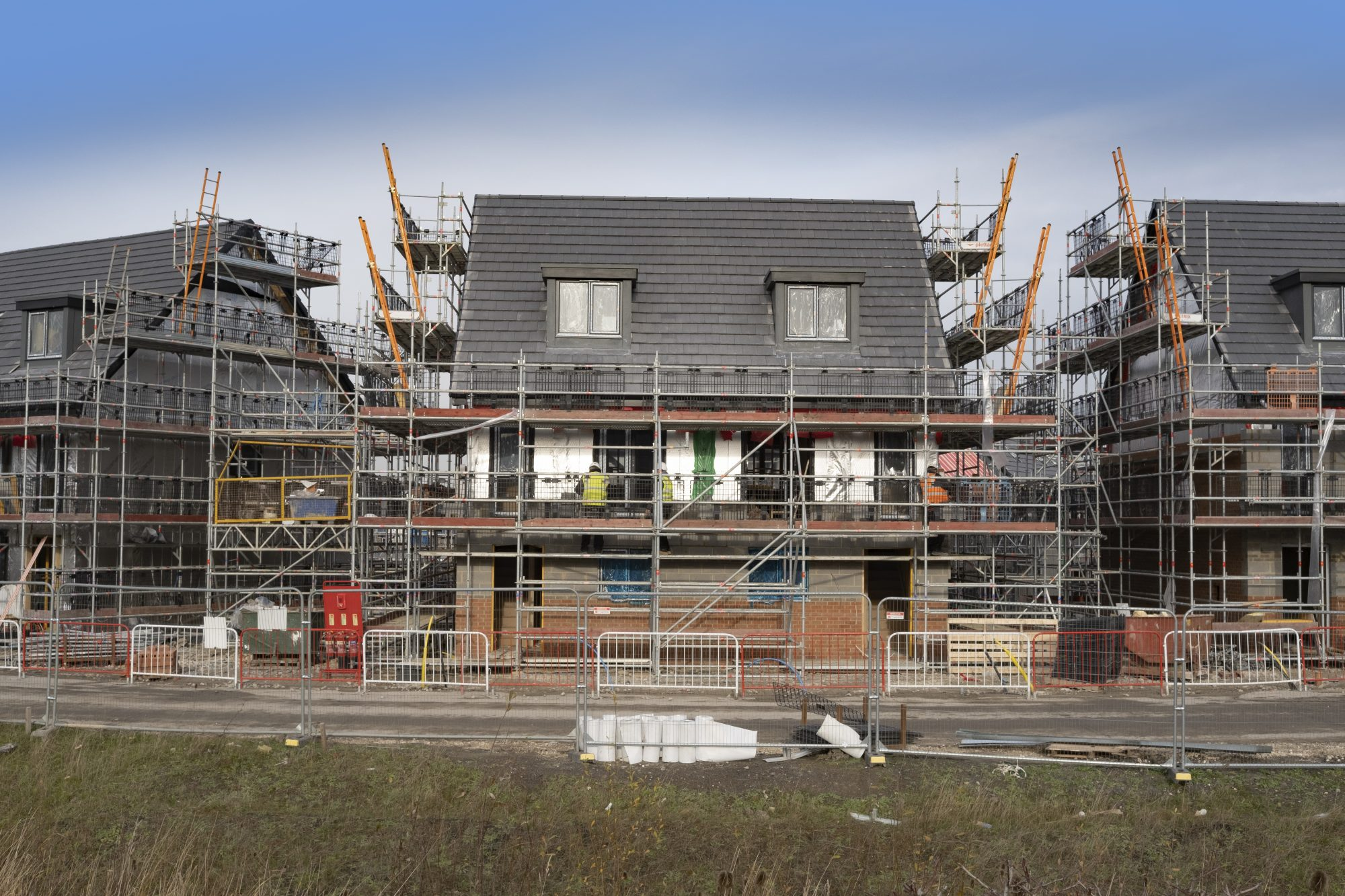 ICW Group: Supporting the UK housebuilding sector