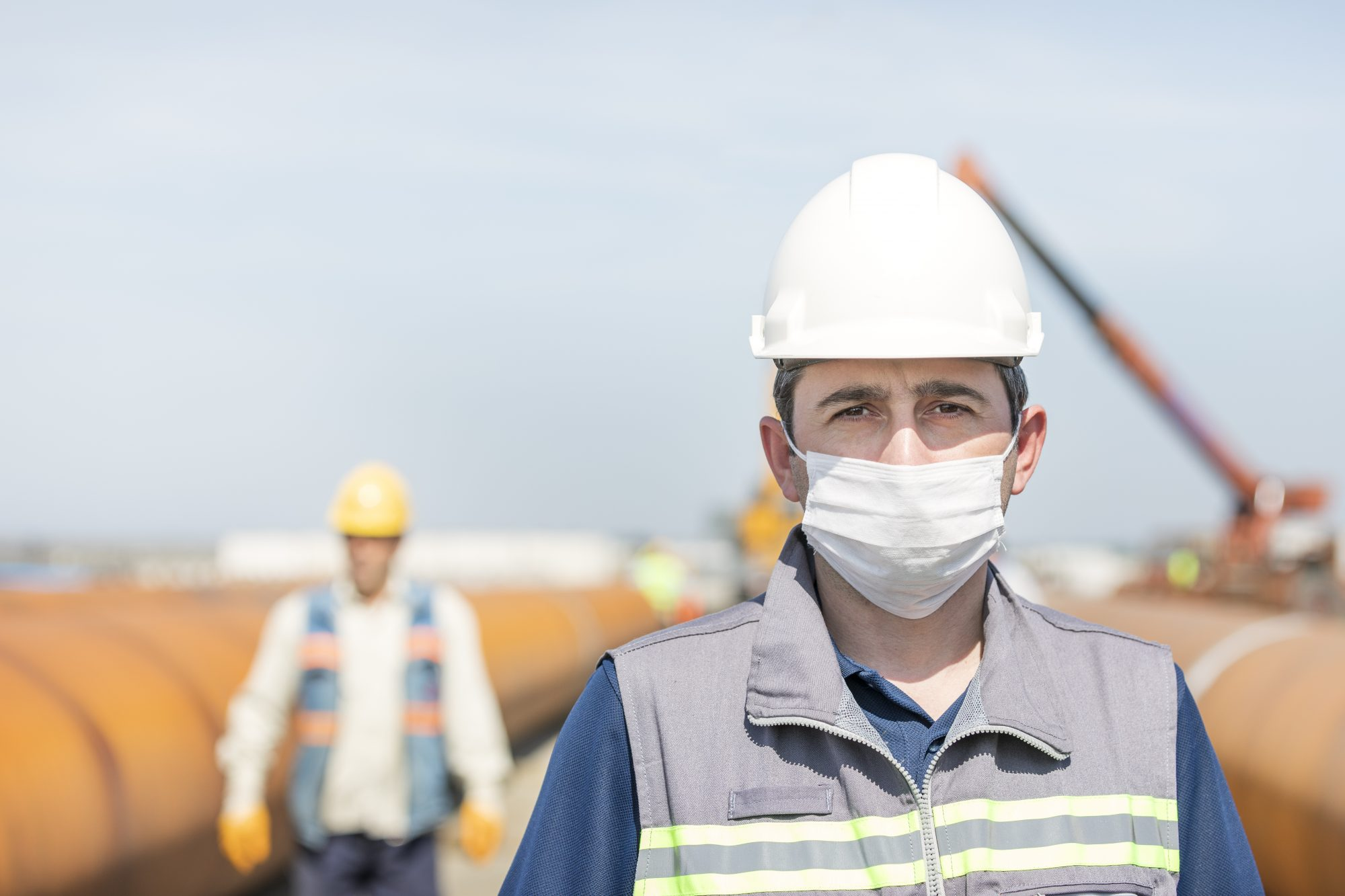 Construction industry urged to comply with safe operating guidance