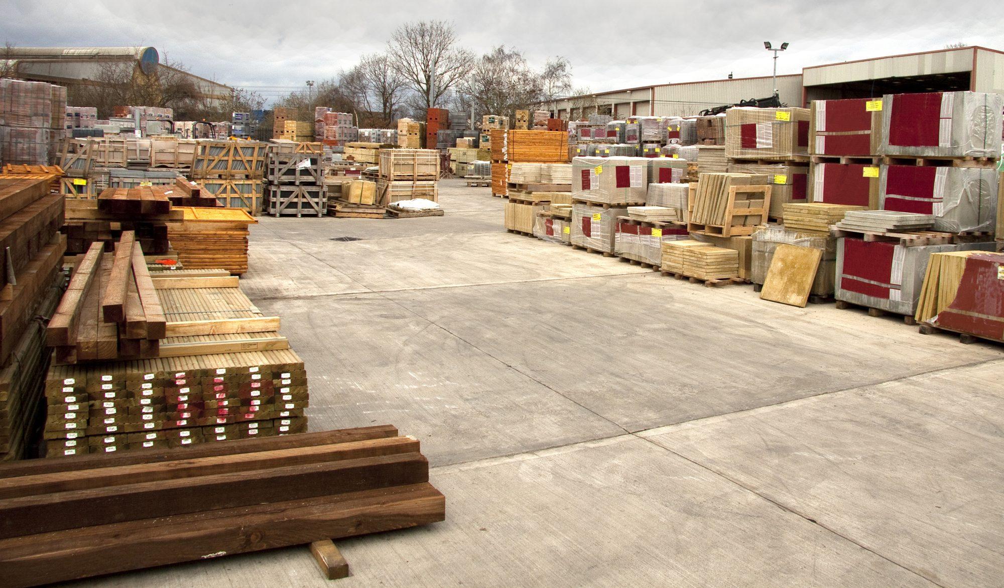 Builders merchants' sales rise by 9% in November