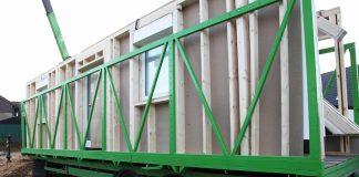 Modern methods of construction, MMC,
