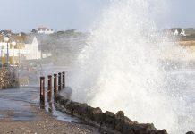Coastal flooding (coastal flood)
