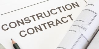 Construction contract,