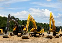 construction equipment sales