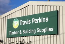 Jasmine Whitbread, Travis Perkins