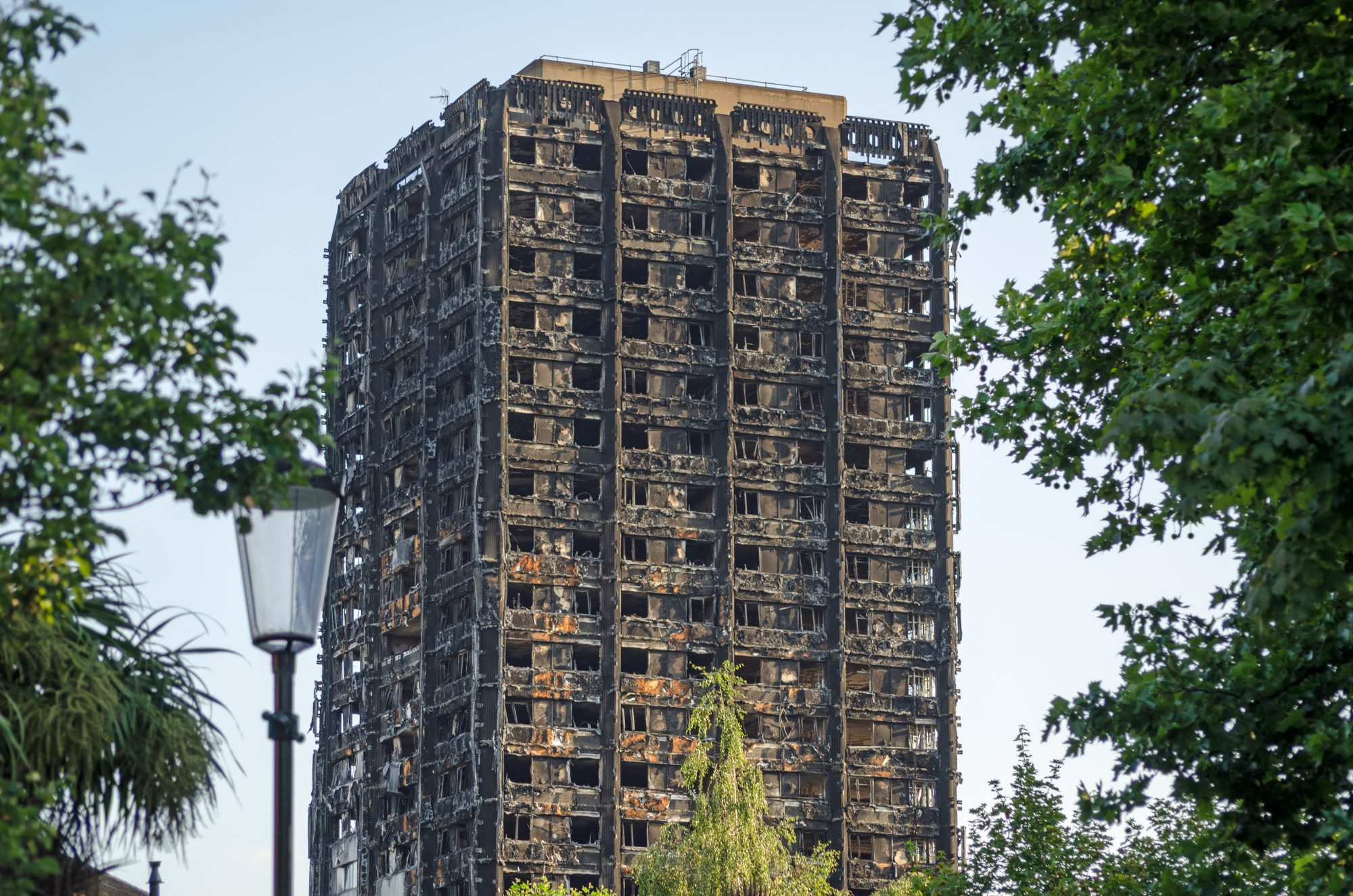 Grenfell inquiry suspended due to latest lockdown