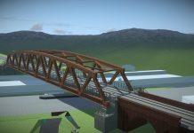 bridge, skanska, network rail,