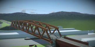 bridge, skanska, network rail,