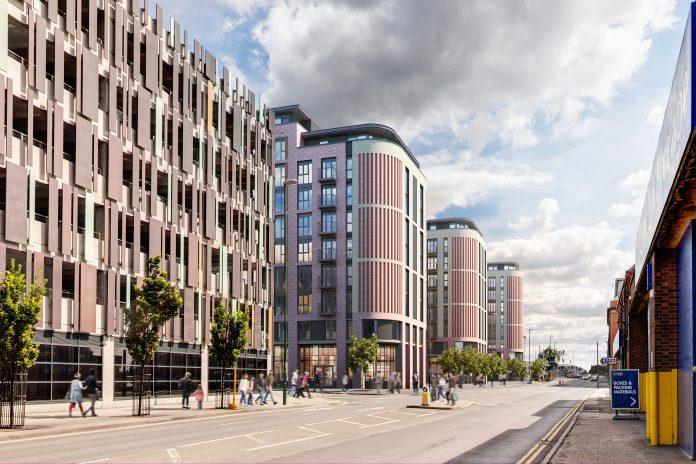 Build to rent, Nottingham housing