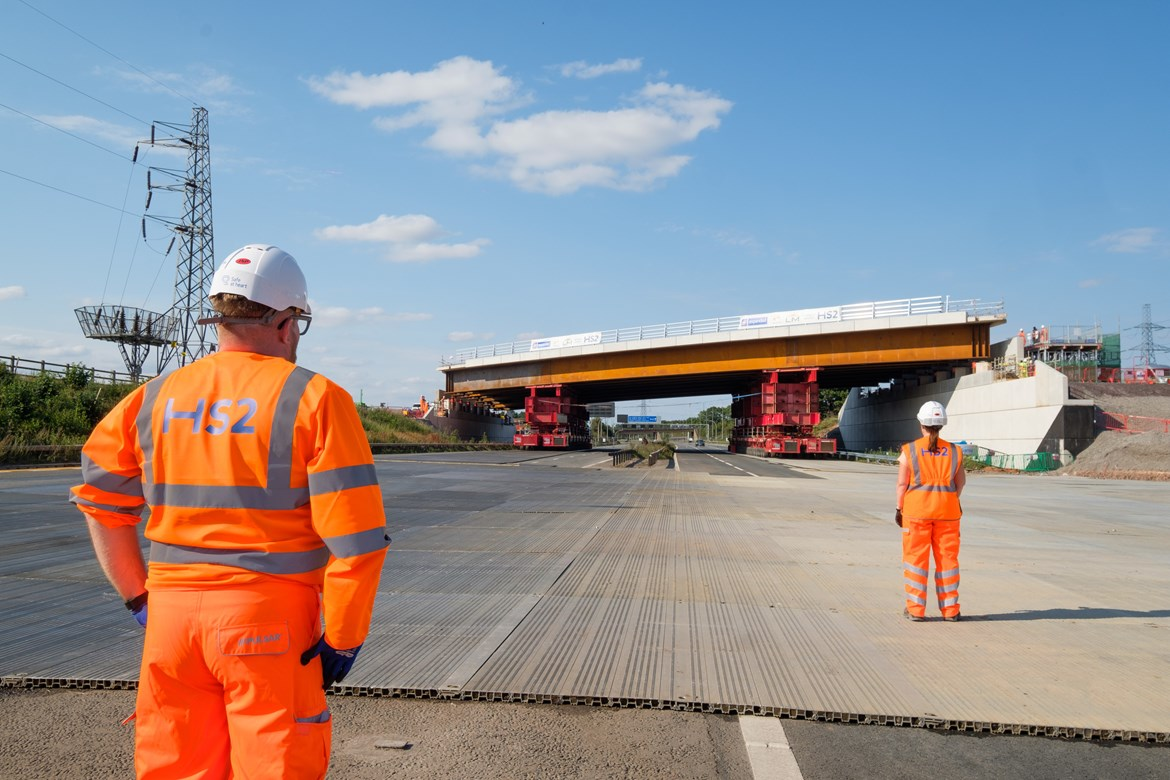 Free training to help secure rail and road construction contracts