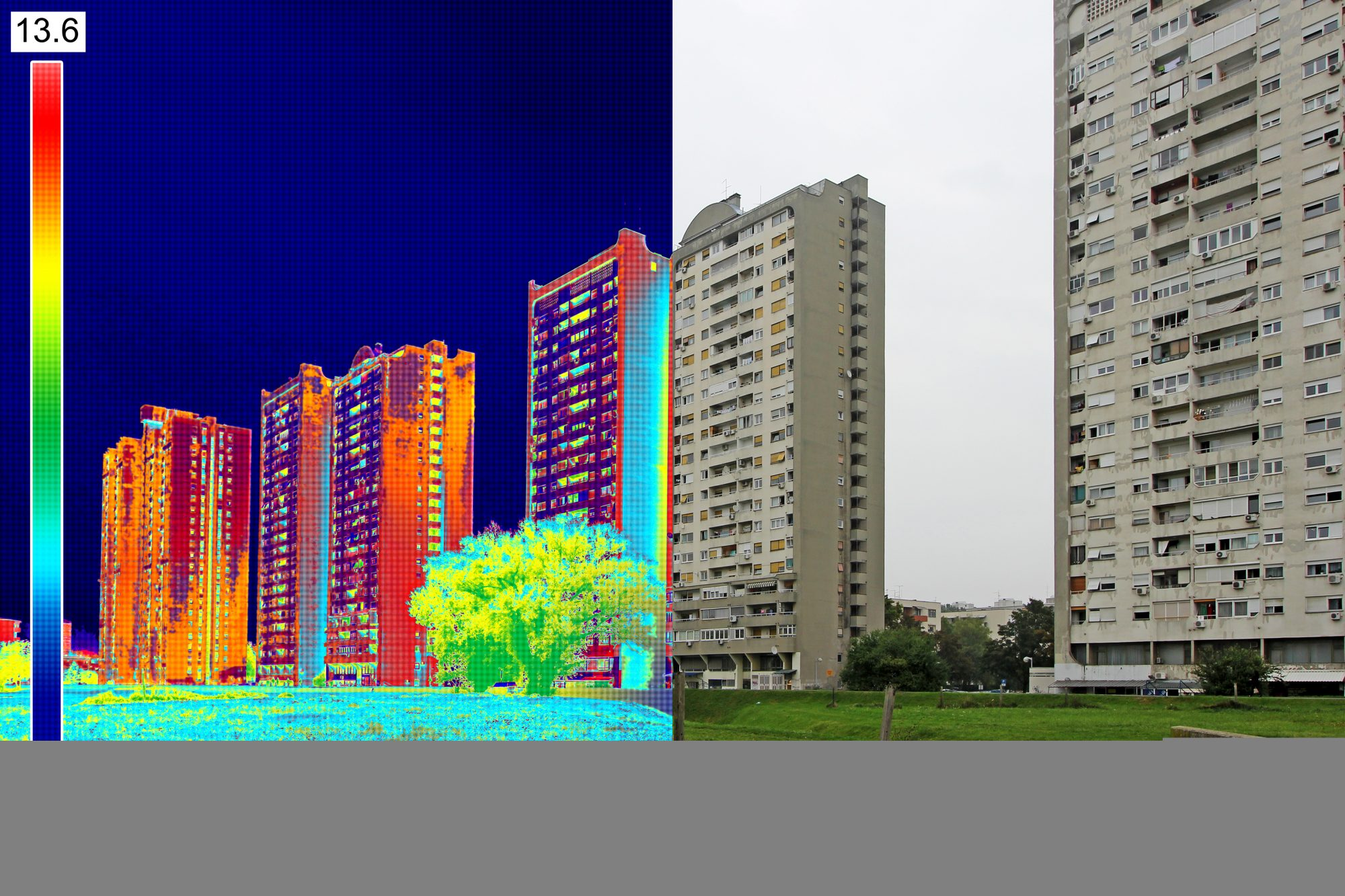 Net-zero built environment: Using digital tools to save the planet