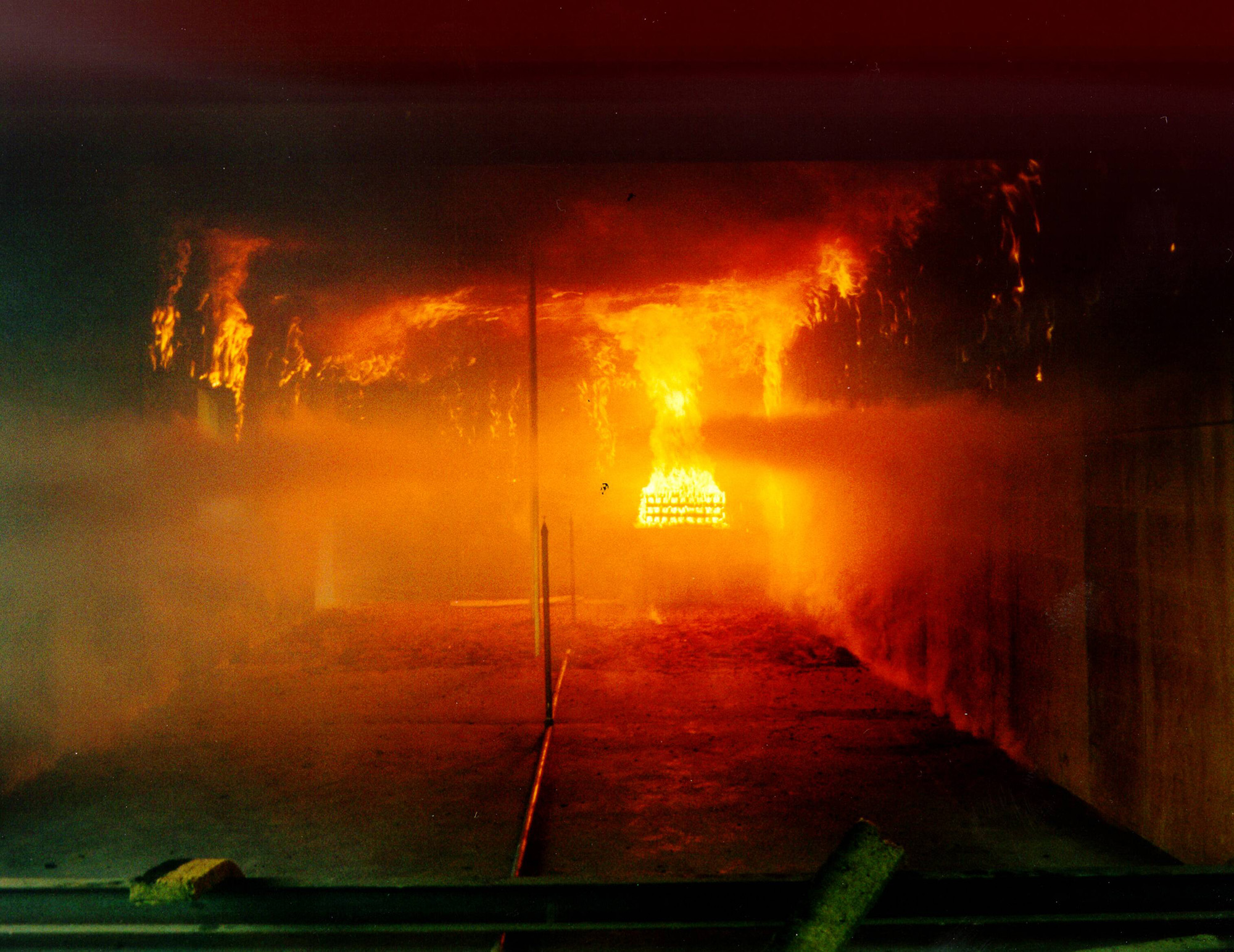 Birmingham uni launches new fire engineering course