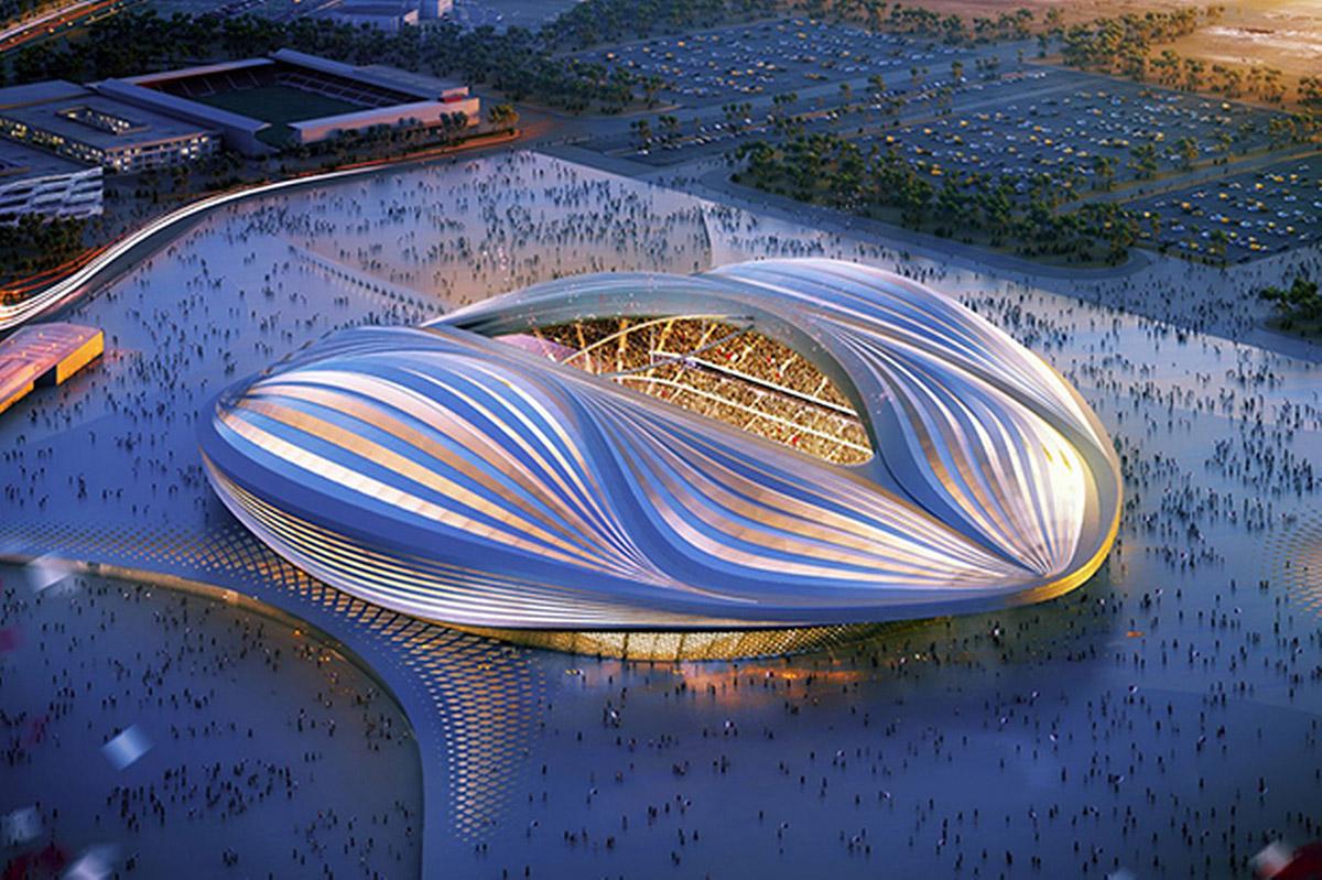 Case study: Al Janoub stadium