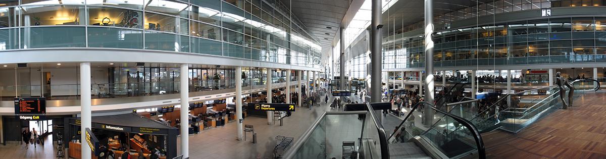 Solibri case study: Copenhagen Airport