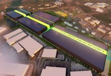 Gigafactory at Coventry Airport
