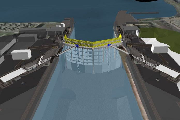 Flood Strategy, Port of Tilbury, flood defence,