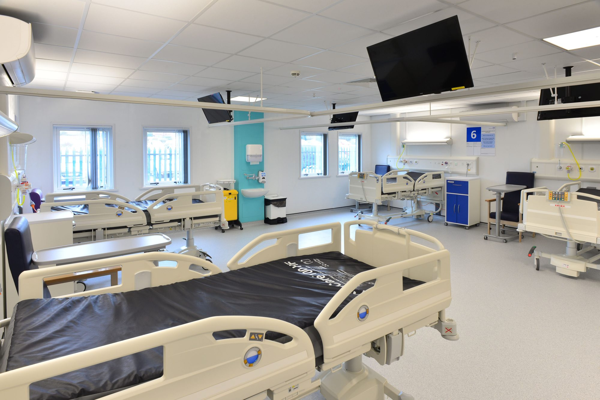 George Eliot hospital delivered on budget and ahead of schedule