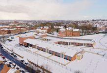 Gibside SEN School, SEN school