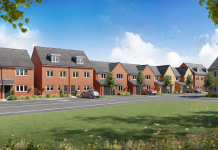 new homes in Shobnall