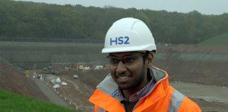 National Apprenticeship Week, HS2 jobs, apprentice