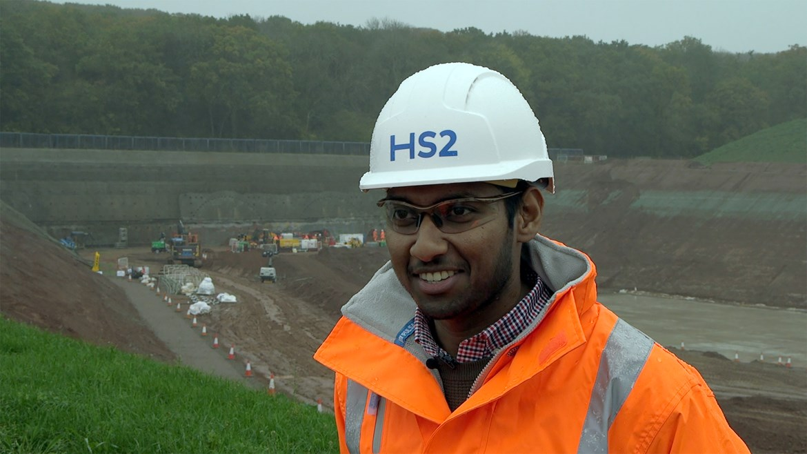National Apprenticeship Week: HS2 launches recruitment campaign
