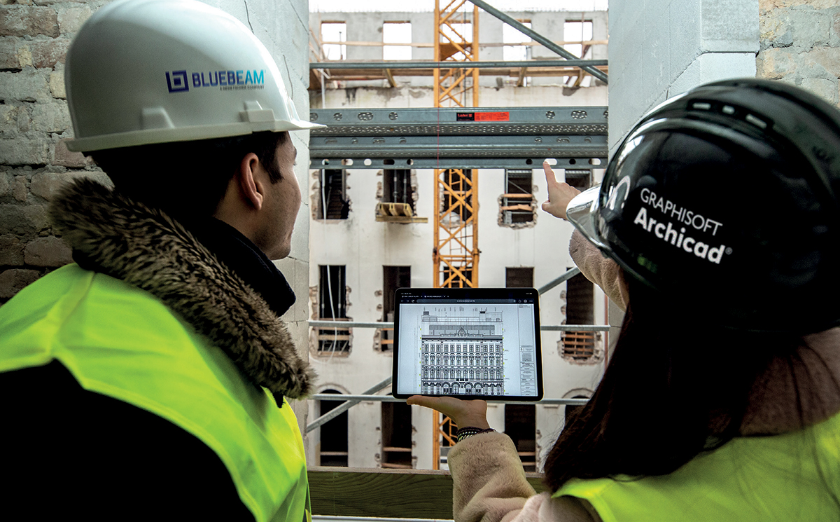 Márkus Engineering solves collaboration challenges with Revu and Archicad