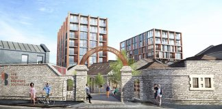 Old Brewery, Bristol homes, Southville,