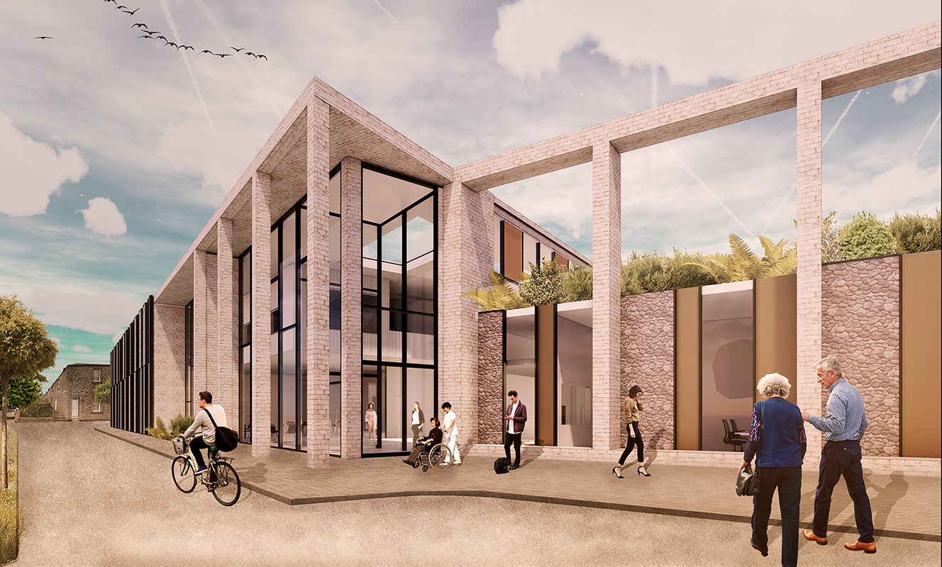 Offsite specialist secures £30m hospital in Berwick