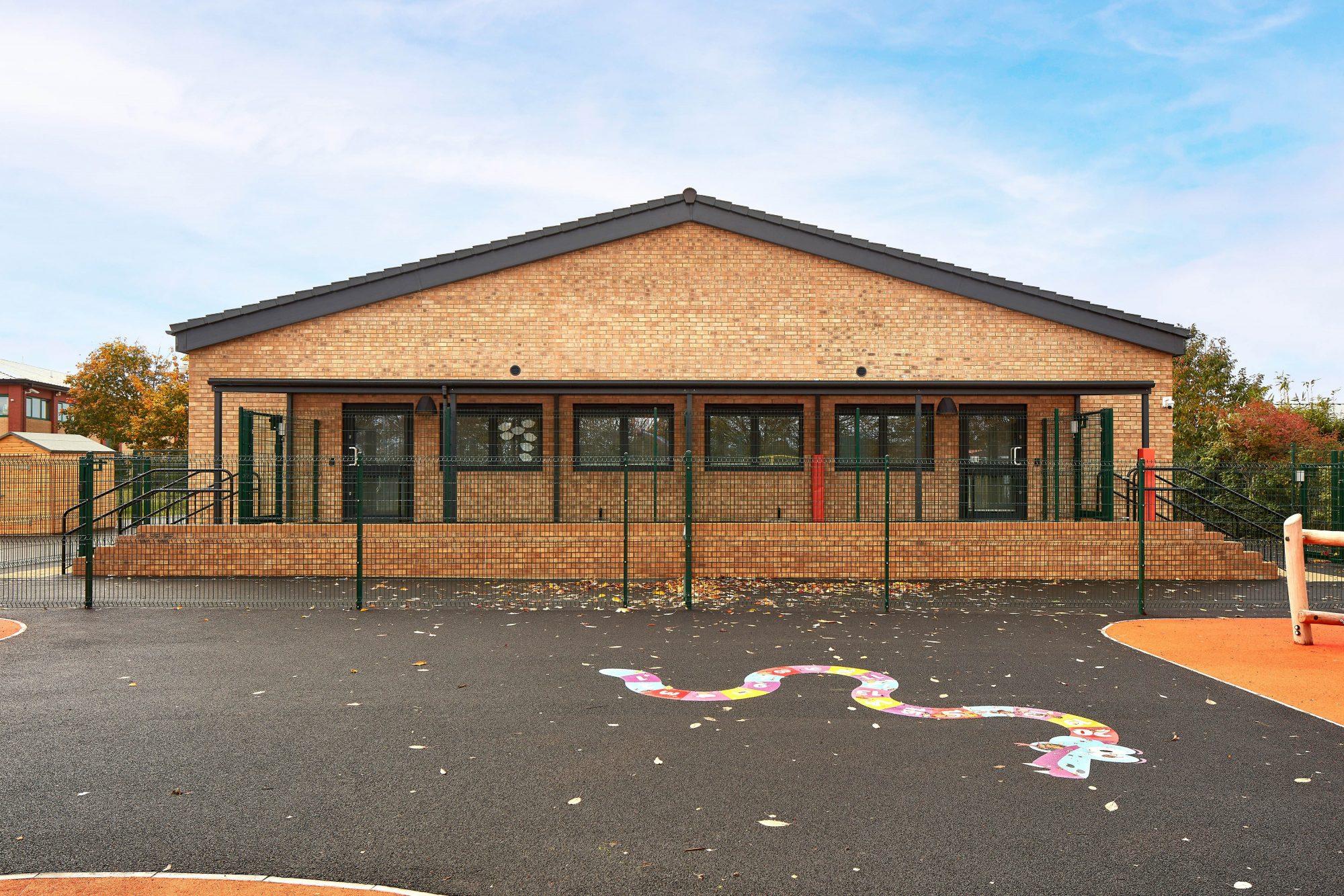 Case study: Special build for special school