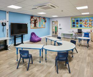 school building, Ty Gwyn Special School