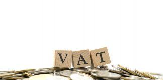 Reverse vat charge