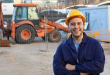 Trade unions, construction employees, construction workers