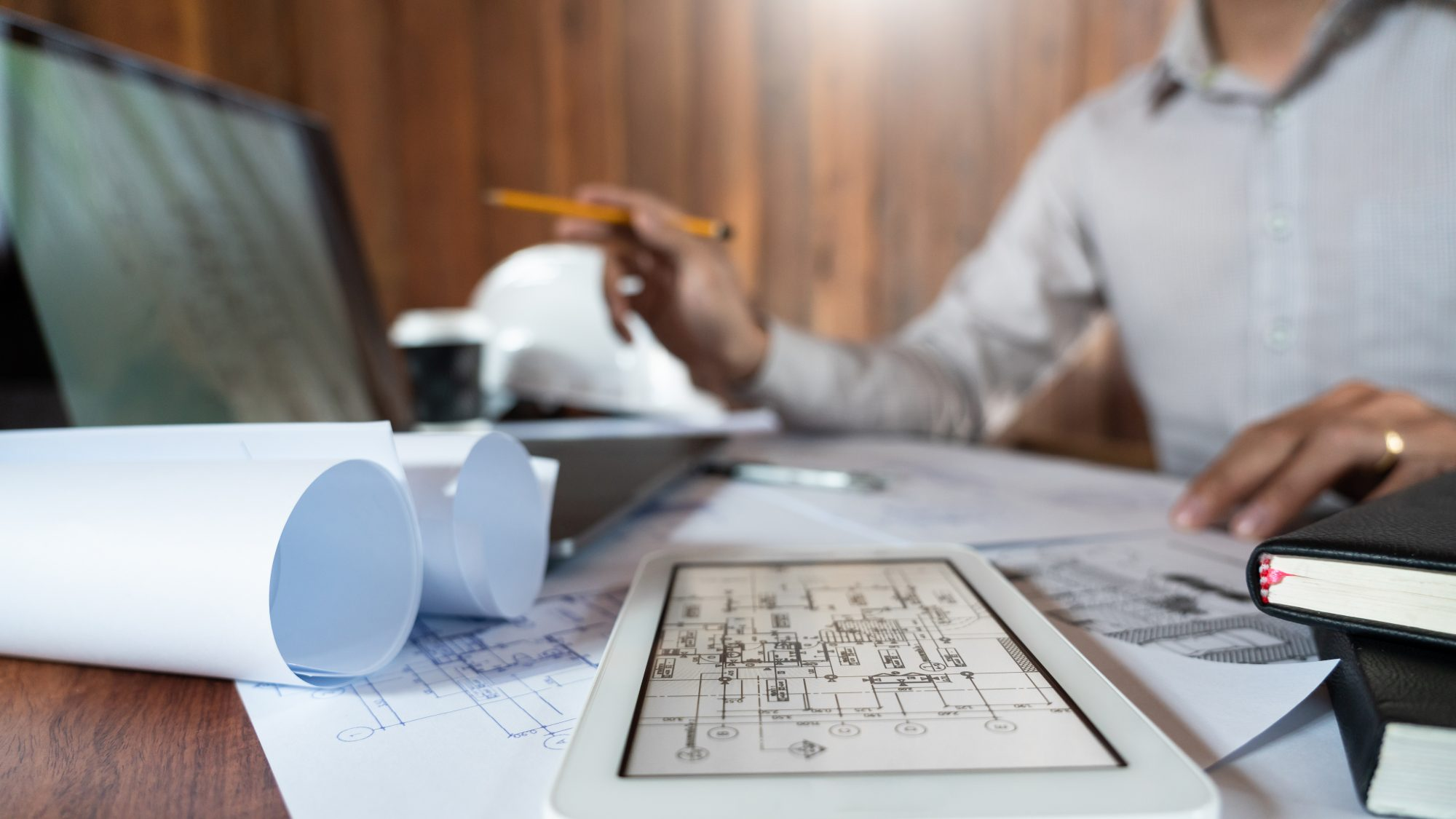 The road to digitalisation in the construction industry